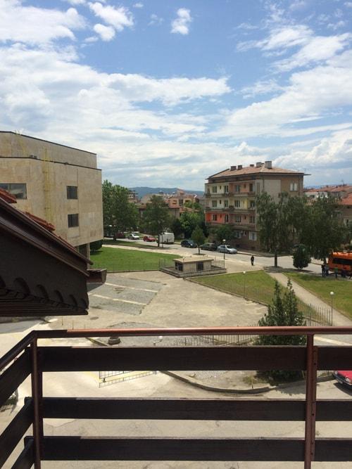 カザンラクのヴェスタホテル